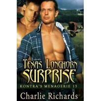 Texas Longhorn Surprise