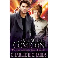 Crashing the Comicon