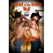 Legend of the Ice Box Wolf
