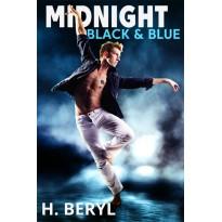 Midnight Black and Blue
