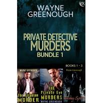 Private Detective Murders Bundle 1