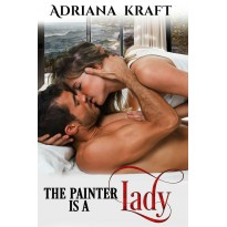 The Painter Is A Lady